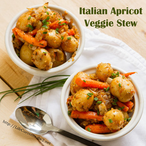 Italian Apricot Stew
