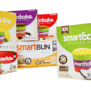 SMART BAKING VARIETY PACK - Smartcakes & Smartbuns