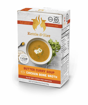 Butter Curry Keto Soup - 2 Pack