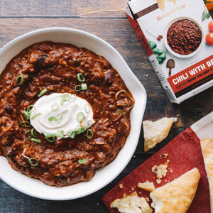 Beef Chili & Beans - 2 Pack