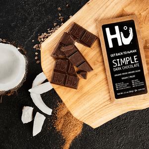 SIMPLE Dark Chocolate - 4 Pack