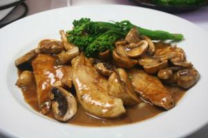 Low Carb / Keto Chicken Marsala (GF)