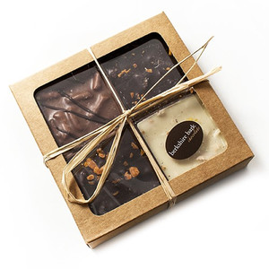 Berkshire Bark 4 Piece Sampler Gift Box