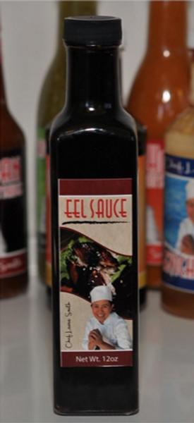 Eel Sauce - 12 Oz