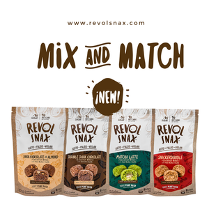 Revolv Snax Mix and Match