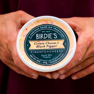 Cream Cheese + Black Pepper Pimento Cheese