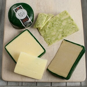 Green Cheese Assortment