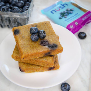 Blueberry Cake (Pack of 6) - Nush Foods