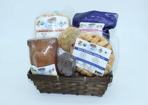 Organic Bread of Heaven Gift Basket