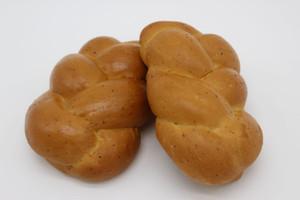 Organic Mini Challah Bread - 2 pk
