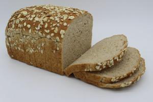 Organic Awesome Oatmeal Bread