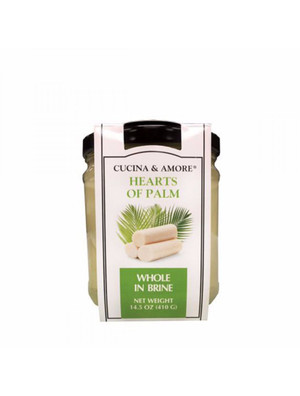 Cucina & Amore Hearts of Palm - 6 Pack