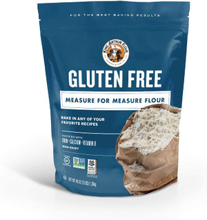 King Arthur Measure for Measure Flour, Gluten Free / Non-GMO, 3 lb