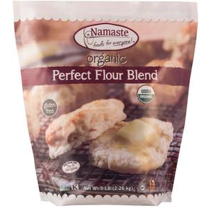Namaste Foods Organic Gluten Free Perfect Flour Blend, 5 lb