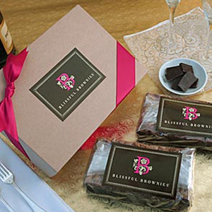 Blissful Brownies in Gift Box