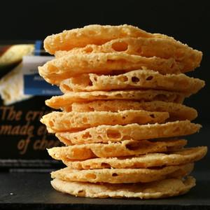 Aged Parmesan Gourmet Wafer Crisps