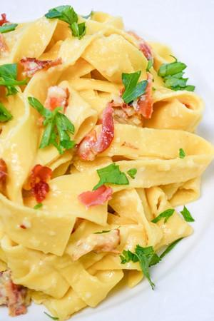 Pappardelle Bundles Egg Pasta by Caponi