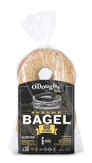 Sesame Bagels - Gluten Free - 1 Pack