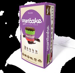Chocolate Smartcake® 4-Pack