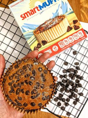 Chocolate Chip Smartmuf'n™ 9-Pack