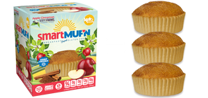 Apple Cinnamon Smartmuf'n™ 9-Pack