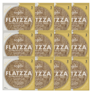ALWAYS SPROUTED The Flatzza® Pizza Crust Box - includes 12