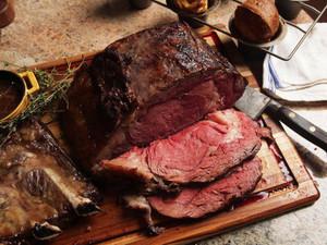 Prime Rib Roast 3 Bone- 5.5 lbs - Kosher