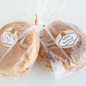 Gluten Free Sour Dough Bread 2 Pack
