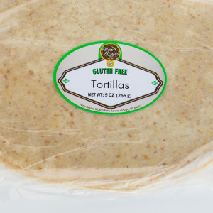 Gluten Free Flour Tortillas