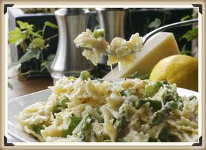 Springtime Asparagus Pasta