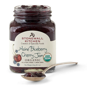 Blueberry Cherry Jam (Organic)