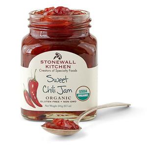 Sweet Chili Jam (Organic)