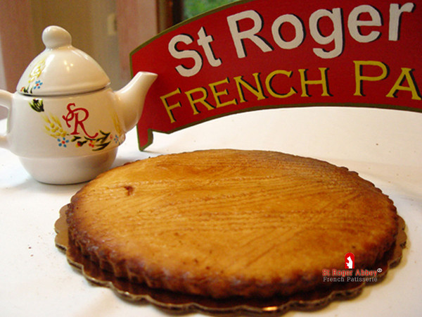"Organic French Traditional ""Galette des Rois"""