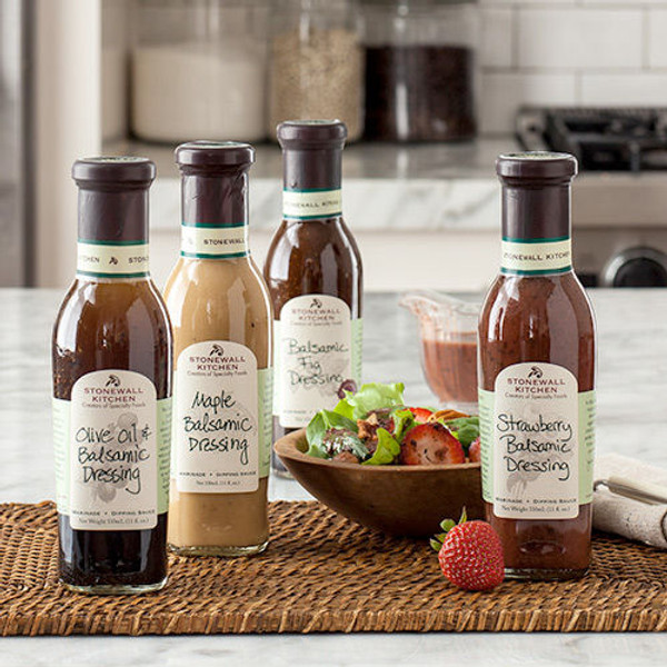 Our Balsamic Dressing Collection - Stonewall Kitchen