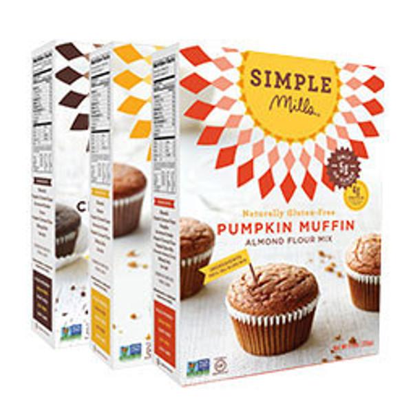 All the Muffins! Variety Pack - Banana, Chocolate & Pumpkin