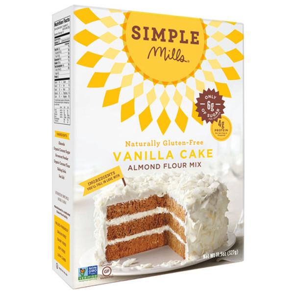 Vanilla Cake Mix