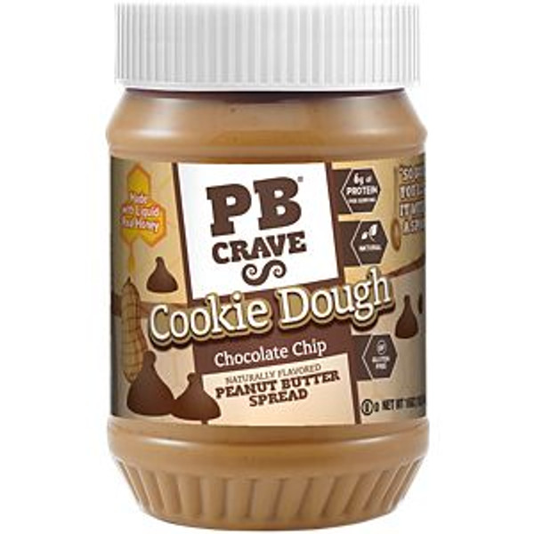 Cookie Dough Chocolate Chip Peanut Butter
