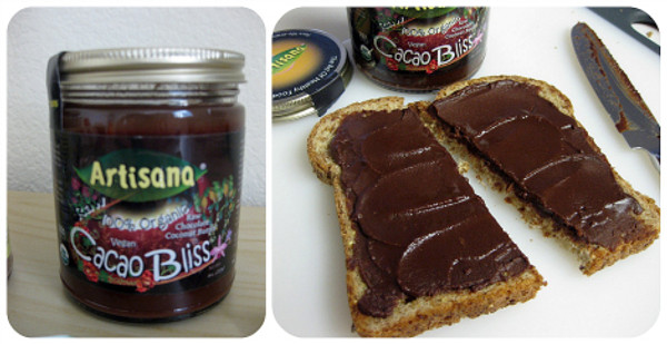Raw Coconut Cacao Bliss (8oz)  Organic Cacao & Coconut Butter Decadence