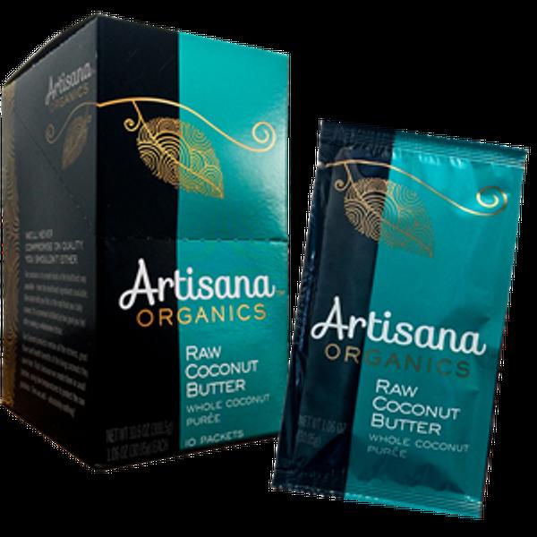 Coconut Butter Squeeze Packs (10/1.06 oz pkts)
