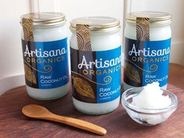 Coconut Oil Squeeze Packs (10/1.06 oz pkts)