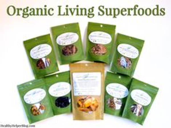 """Organic Raw """"Life by Chocolate - The Sequel"""" Trail Mix"""