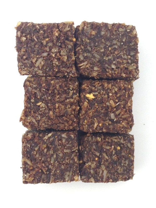 Coconut Fig Superfood Energy Squares