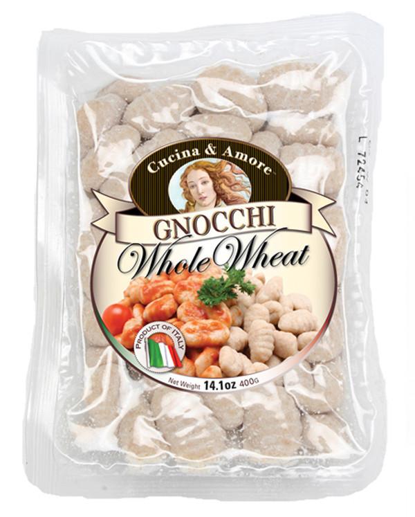 Cucina & Amore Whole Wheat Gnocchi