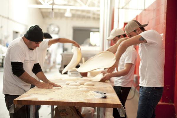 Passione Pizza Organic Pizza Dough Balls - Bulk