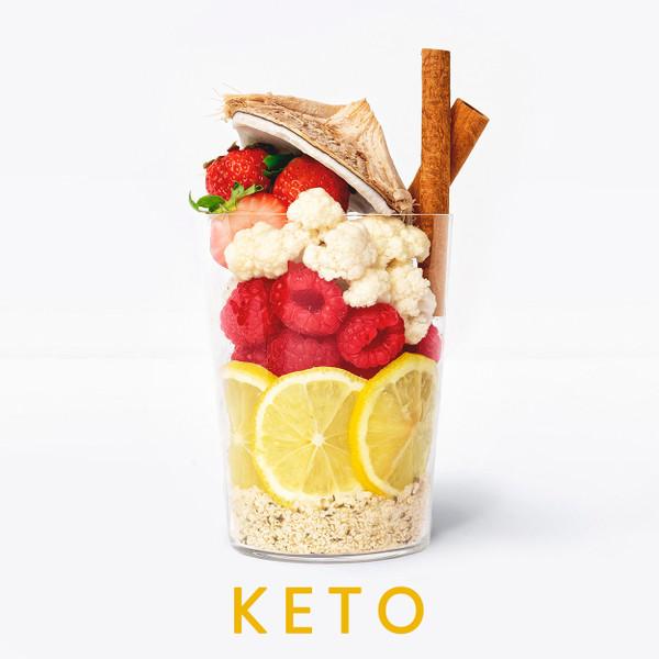 Coconut Cream - Keto Superfood Smoothie