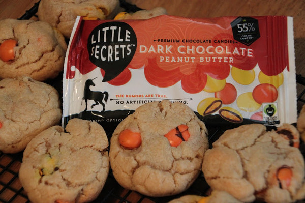 Little Secrets Dark Chocolate Peanut Butter - 12 - 1.5 Ounce Packs