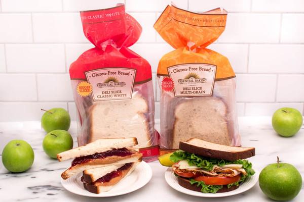 Gluten-Free Super Seeded Multi-Grain Bread - Case of 6 - Essential Baking
