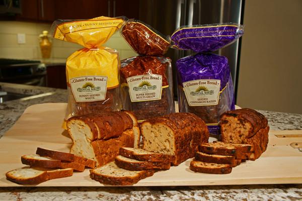 Gluten-Free Super Seeded Multi-Grain Rolls - Case of 6