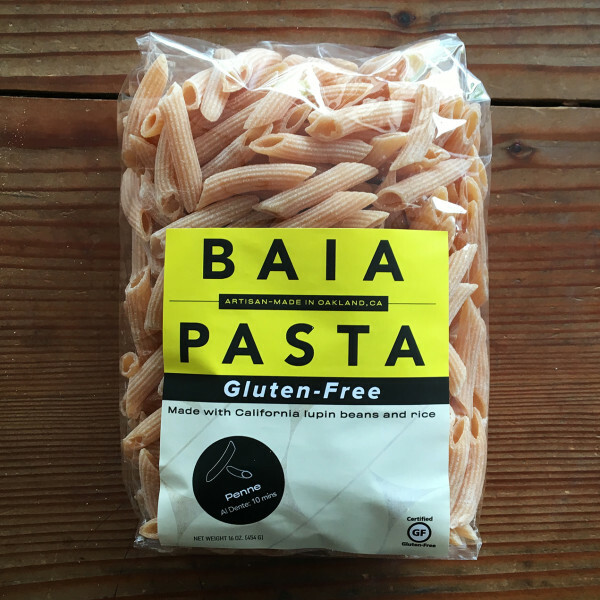 Penne Pasta, Gluten Free
