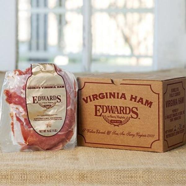 Edwards Virginia Bacon